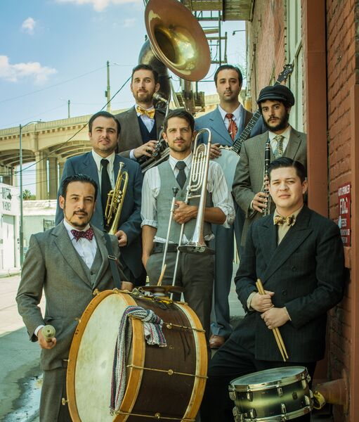 The California Feetwarmers - Jazz Band - Los Angeles, CA