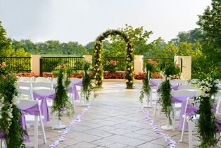 Wedding venues in delaware city de the knot sheraton wilmington south junglespirit Image collections