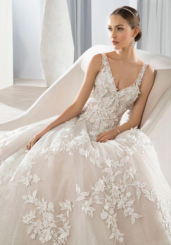 Demetrios 640 Wedding Dress - The Knot