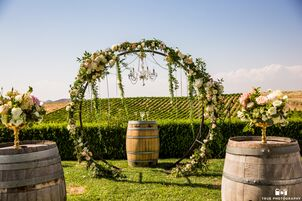 Wedding reception venues in temecula ca the knot callaway vineyard winery junglespirit Choice Image