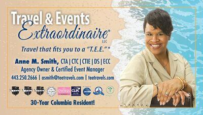Travel & Events Extraordinaire LLC