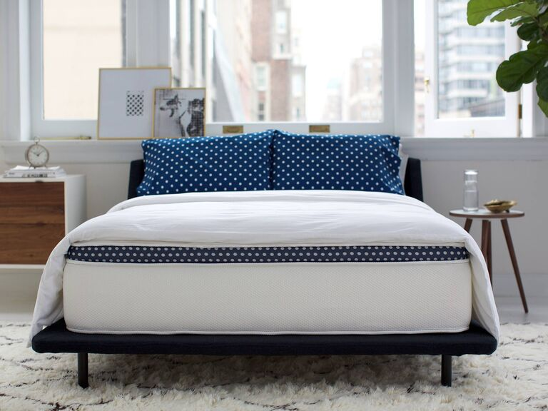 The WinkBed mattress for couples with back pain