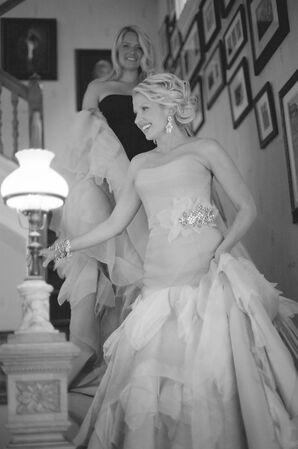 Bride's Grand Entrance