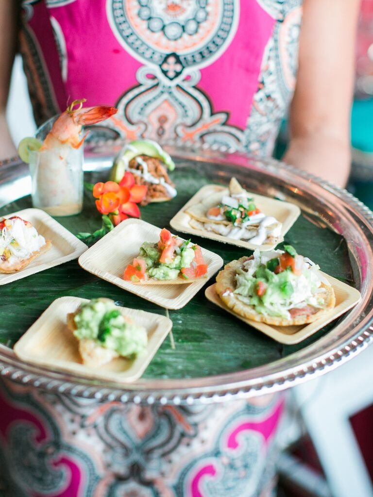 8 Cinco De Mayo-Themed Wedding Food Ideas