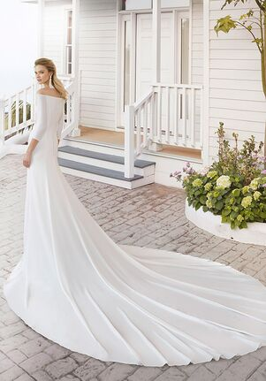 Rosa Clará CAPEL Mermaid Wedding Dress