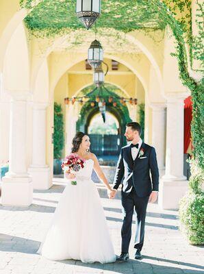 Elegant, Whimsical Arizona Wedding