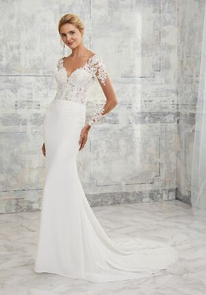 Adrianna Papell Platinum 31134 Wedding Dress