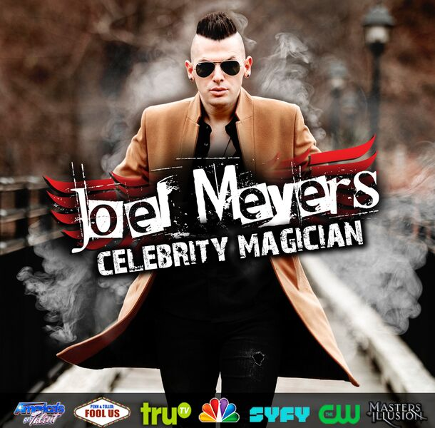 Joel Meyers • TV Magician & Illusionist - Illusionist - New York City, NY