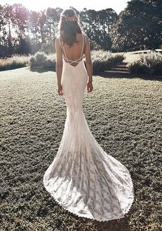 Grace Loves Lace Leon A-Line Wedding Dress