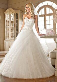 Stella York 5828 Ball Gown Wedding Dress