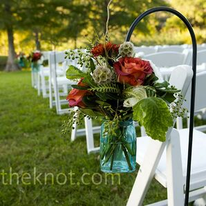 Hanging Ceremony Decor