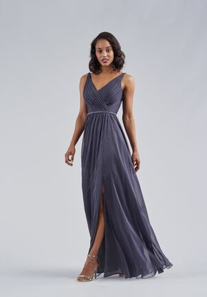 Belsoie Bridesmaids by Jasmine L214053 V-Neck Bridesmaid Dress