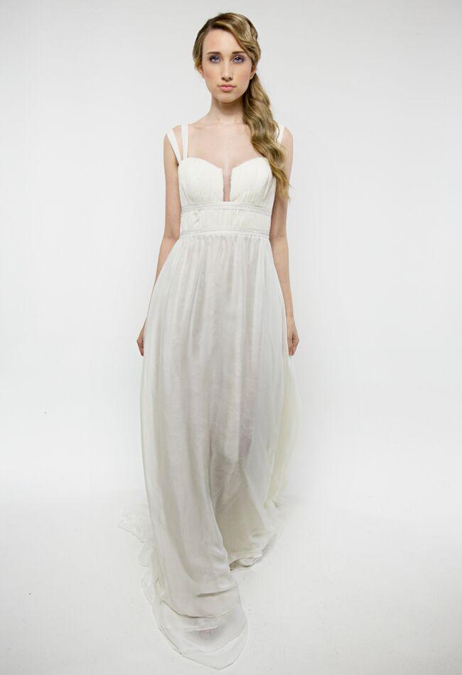 5 wedding dresses for ashlee simpson francesca miranda featured the knot blog junglespirit Gallery
