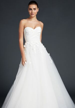 Anne Barge Alberti Ball Gown Wedding Dress