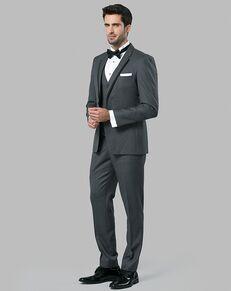 Menguin The Amsterdam Gray Tuxedo