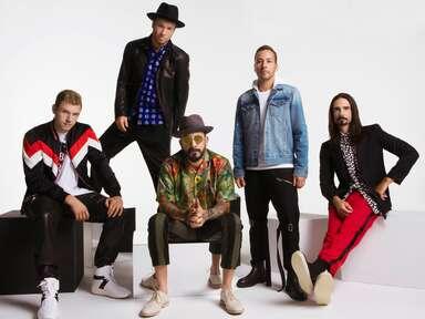 """Backstreet Boys release new single """"Don't Go Breaking My Heart"""" 2018"""