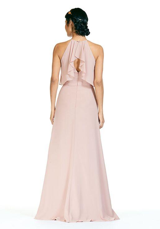 Bari Jay Bridesmaids 1801 Halter Bridesmaid Dress