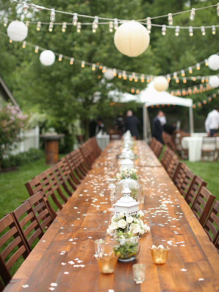 29 Backyard Wedding Ideas Decorations To Bring It To Life