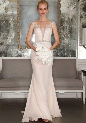 Romona Keveza Collection RK7405NT Sheath Wedding Dress
