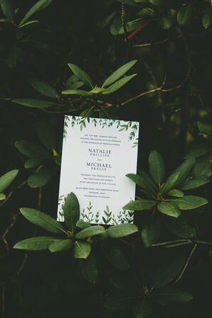 Casual, Elegant Garden Wedding