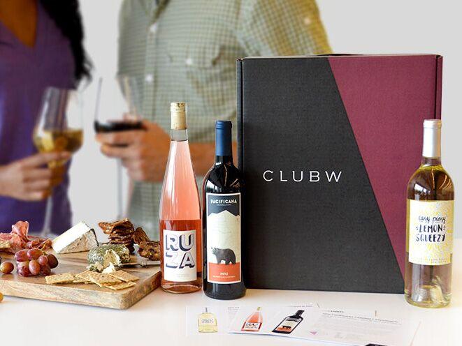 Club W foodie boxes