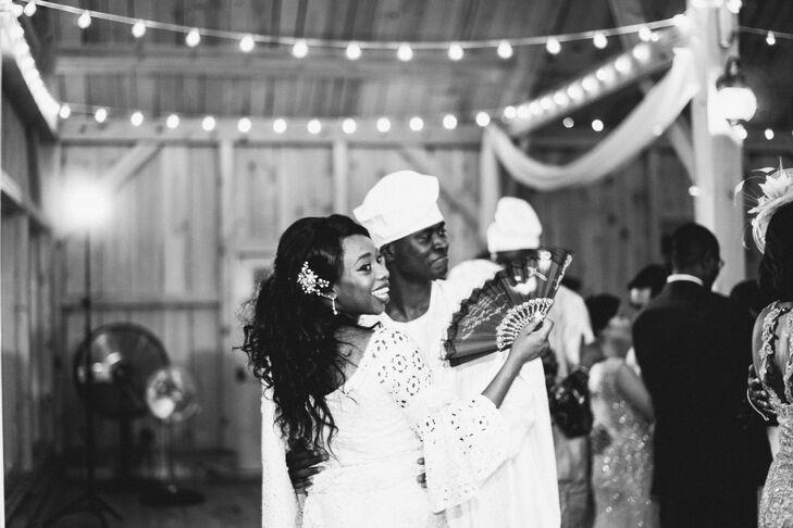 First Dance in Traditional Nigerian Yoruba
