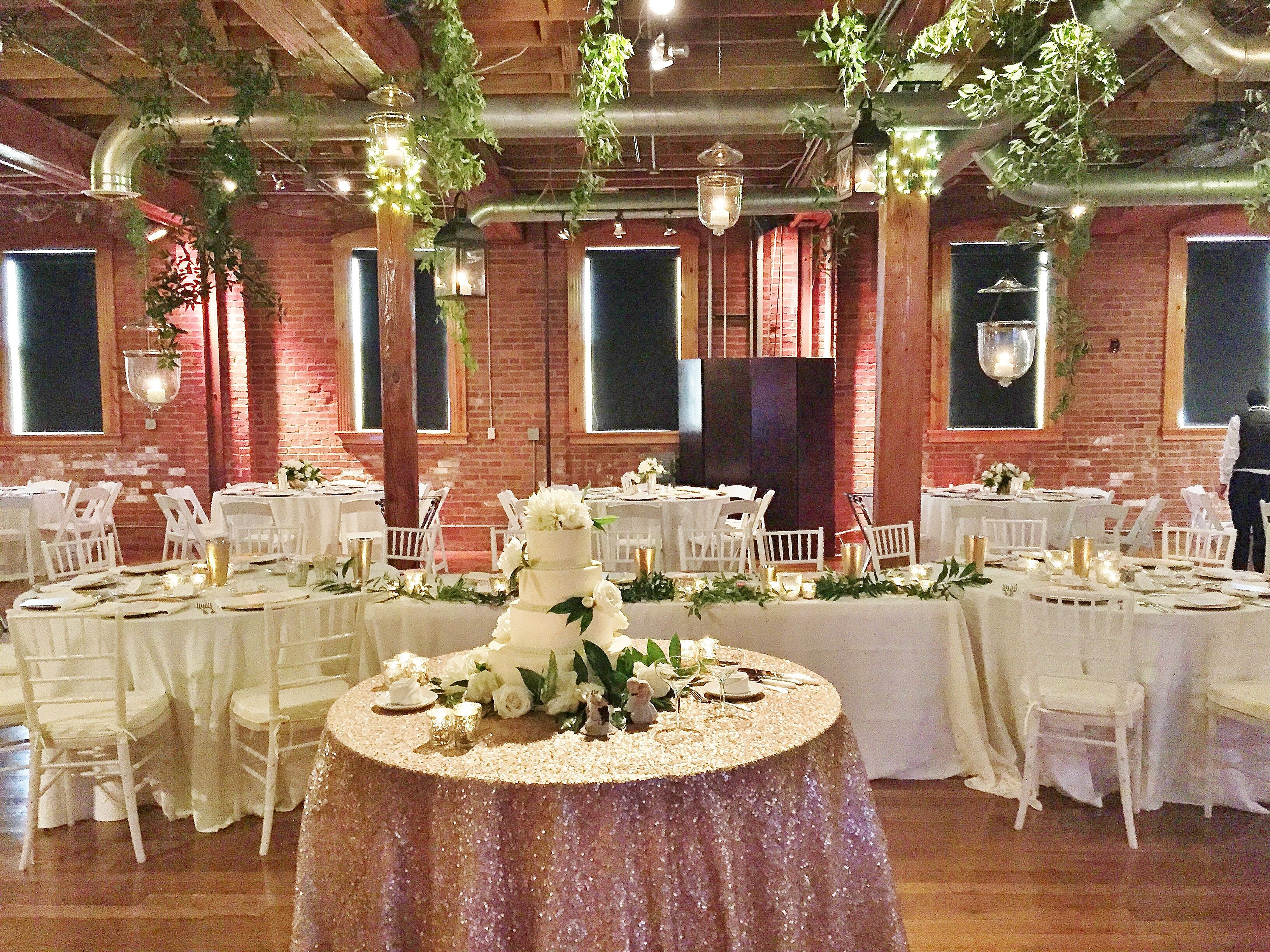 Wedding reception venues in indianapolis in the knot mavris arts event center junglespirit Choice Image