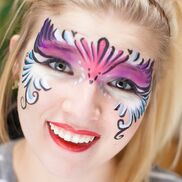 Yukon, OK Face Painter | Creative Key Face Painters - April Brock