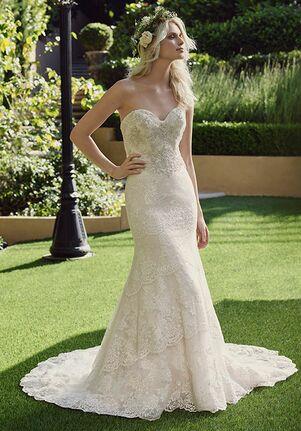 Casablanca Bridal 2244 Iris Sheath Wedding Dress