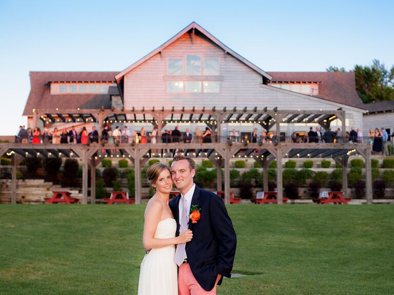 Wedding at Larita Winery in New Jersey