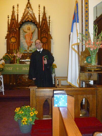 Rev. Matthew Di Clemente