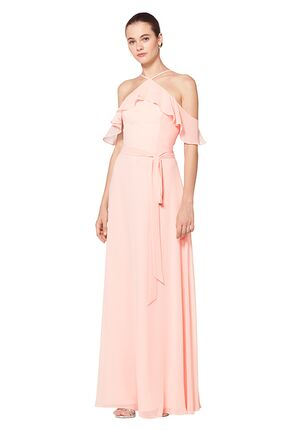 Bill Levkoff 7079 Off the Shoulder Bridesmaid Dress