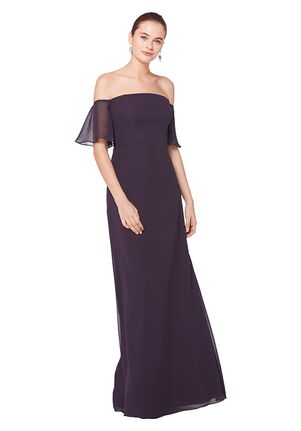 Bill Levkoff 1603 Off the Shoulder Bridesmaid Dress