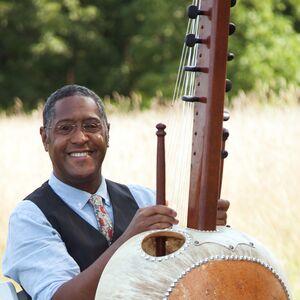Northampton, MA Harpist | John Hughes, Kora (West African Harp)