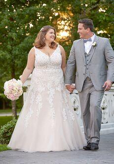 Stella York 6552 A-Line Wedding Dress