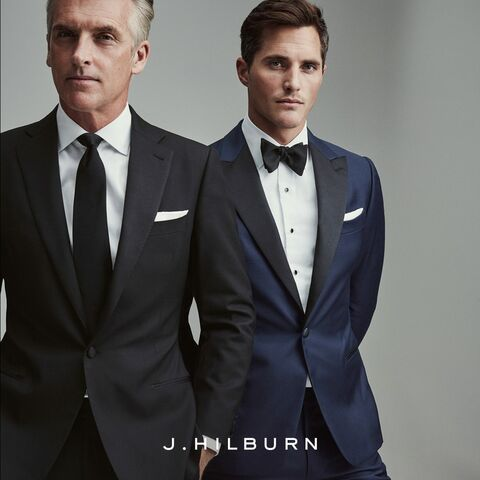 J.Hilburn Custom Menswear - Concierge Personal Stylist ...