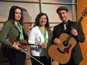 The Capital Celtic Trio  & DJ Services
