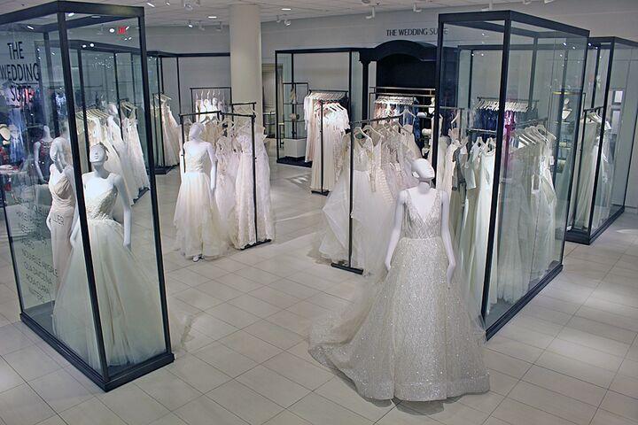 Nordstrom Wedding Suite - Dallas, TX