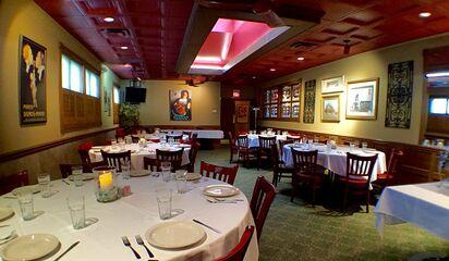 Rich Charlie S Italian Restaurant Rehearsal Dinners