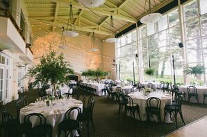 Traditional Wedding Reception at Golden Gate Club