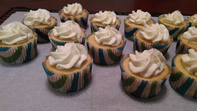 All In The Glaze Cupcakes