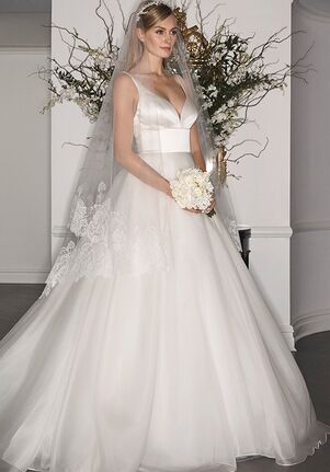Legends Romona Keveza L7178 Ball Gown Wedding Dress