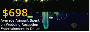 Dallas Wedding Entertainment Costs