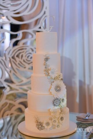 Earth And Sugar Wedding Cakes West Palm Beach Fl