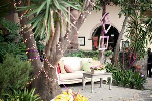 Chic Eclectic Lounge