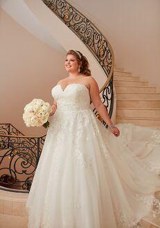Stella York 6776 A-Line Wedding Dress