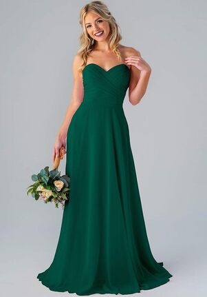 Kennedy Blue Lisa Strapless Bridesmaid Dress