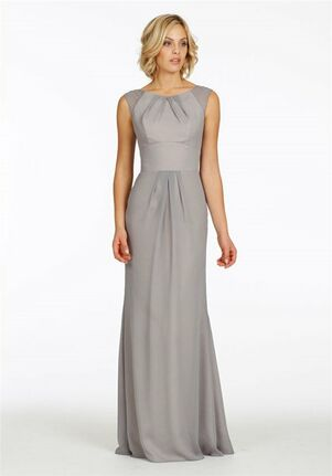 Alvina Valenta Bridesmaids 9430 Bateau Bridesmaid Dress