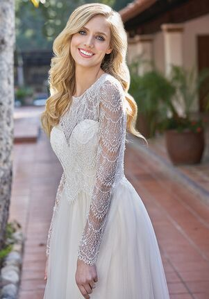 Jasmine Bridal F201058 A-Line Wedding Dress