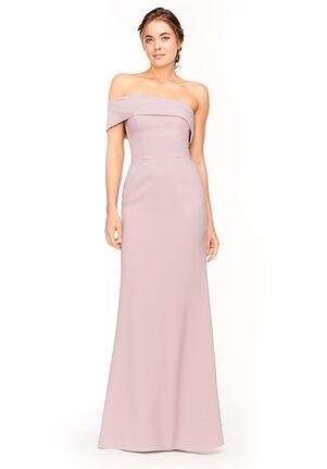 Bari Jay Bridesmaids 1957 One Shoulder Bridesmaid Dress